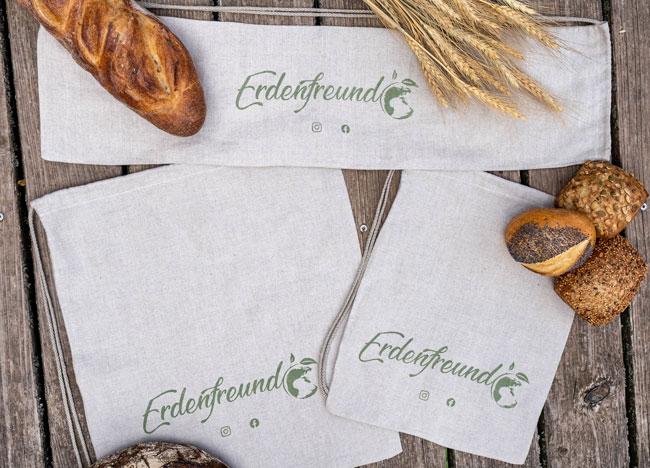 Erdenfreund Brotbeutel