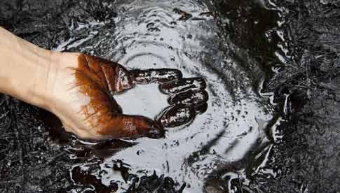 Kaugummi aus Erdöl