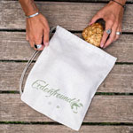Erdenfreund Bio Leinen Brotbeutel Basic