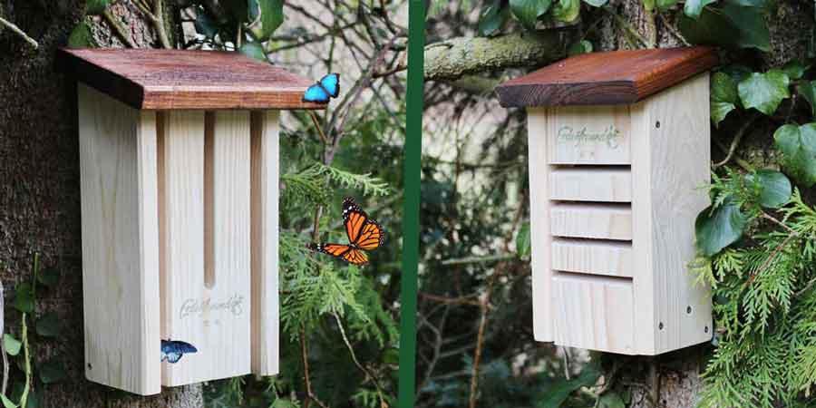 Nisthäuser für Insekten