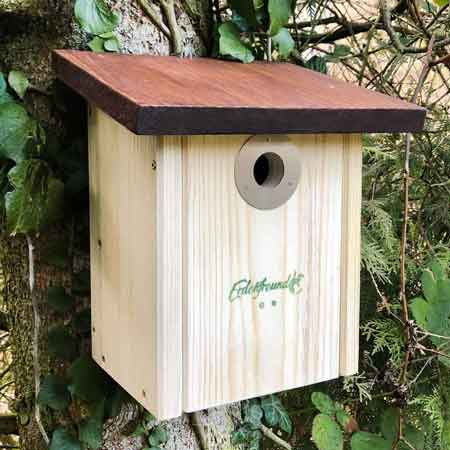 Nisthäuser für Vögel
