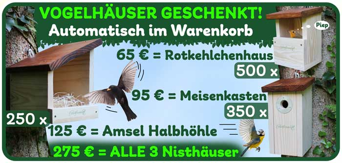 Erdenfreund Wildvogelaktion