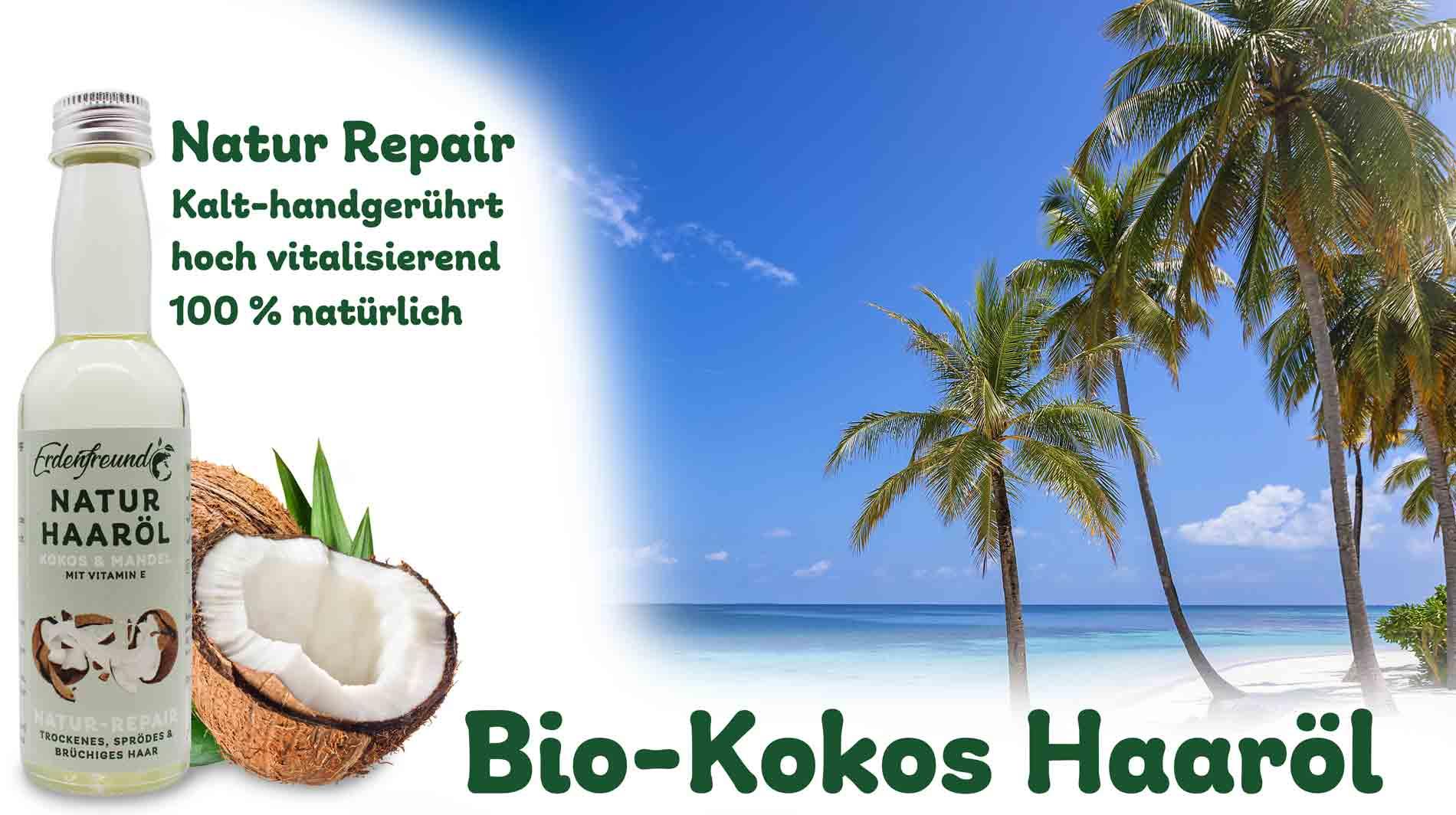 Bio-Kokos Haaröl