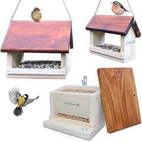 Vogelfutterhaus Icon Link