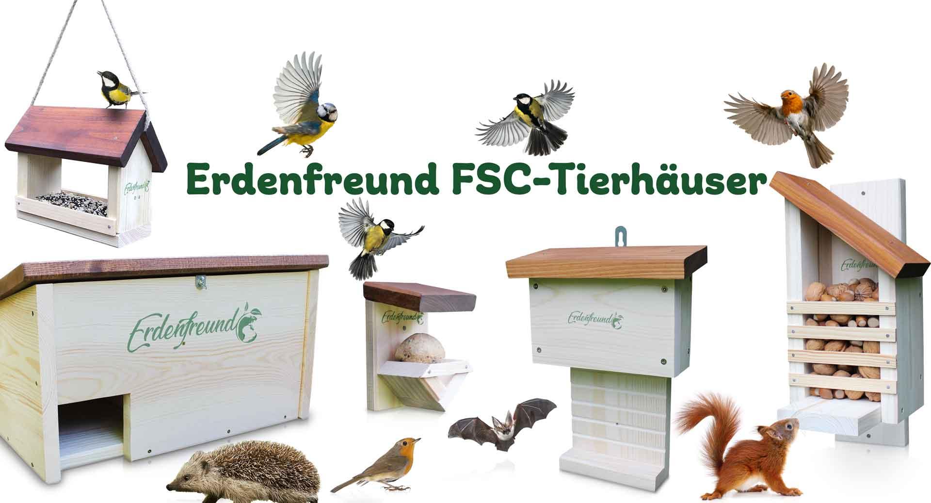 Erdenfreund FSC-Tierhäuser Blogbeitrag