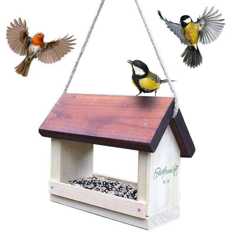 Vogelfutterkasten klassisch